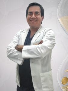 Mc. Carlos Martín A. Alvarado Dulanto