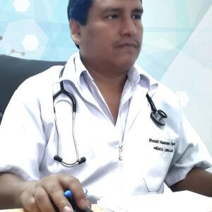 Dr. Ronald Huaman Figueroa