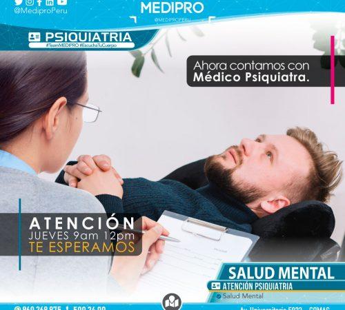 Psiquiatría